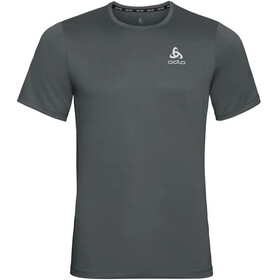 Odlo Element Light T-shirt Col ras-du-cou Homme, odlo graphite grey